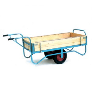 Hinged Grip Handled Balance Trolley-0