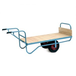 Sturdy Grip Handle Balance Trolley-0