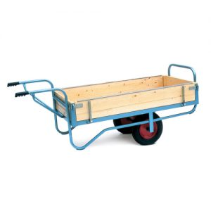 Sturdy Hinged Sided Balance Trolley-0