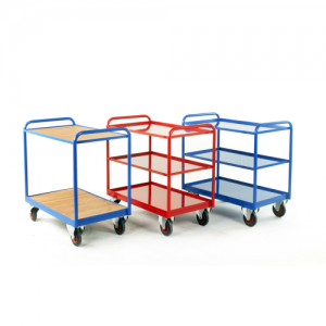 Industrial Tray Trolleys-0