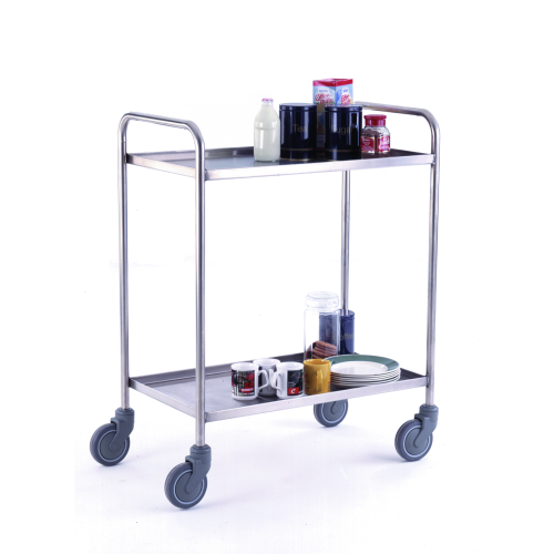 Stainless Steel Tray Trolleys-1853
