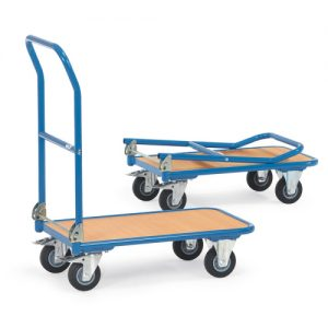Steel Folding Trolleys-0