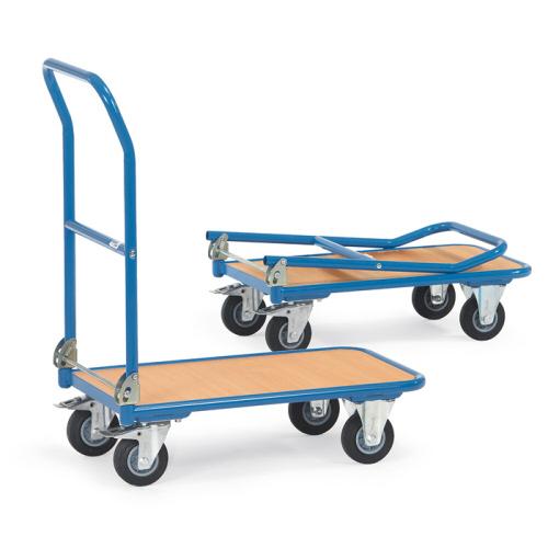 Steel Folding Trolleys-0