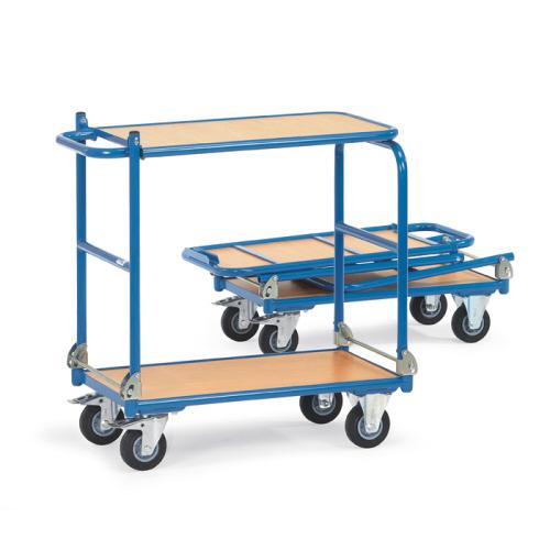 Steel Folding Trolleys-2056