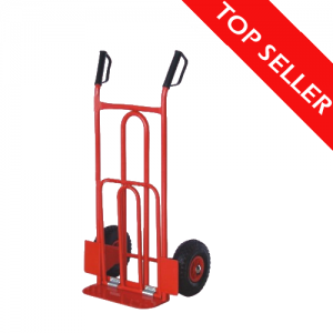 Heavy Duty Sack Truck with Folding Nose-0