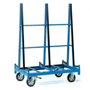 Double Sided Material Trolleys-0