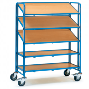 Container Trolley Cart-0