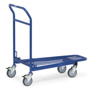 Nestable Warehouse Trolleys-0