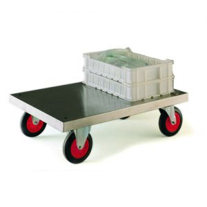 Stainless Steel Mobile Base-0