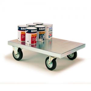 Zinc Plated Platform Deck-0