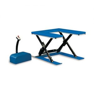 U-Shaped Low Profile Scissor Table-0
