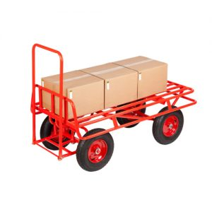 Large Heavy Duty Platform Trolley-0