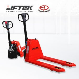 Liftek EP DriverTruk 10 Semi-Electric Pallet Truck-0