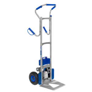 Electric Stairclimber Sack Truck with Pistol Grip Handles-0