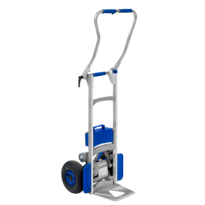 Electric Stairclimber Sack Truck with Folding Handle-0