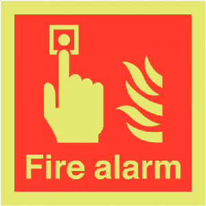 Fire Alarm Symbol Signs-0