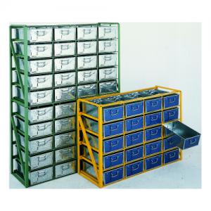 High Density Stacking Rack System-0