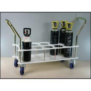 180mm Gas Cylinder Trolley-0