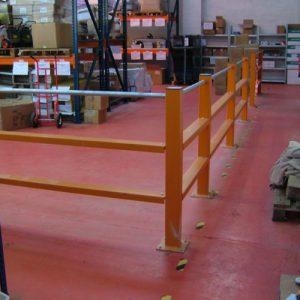 Safety Rail Barrier-0