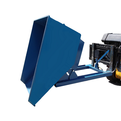 Forklift Tipping Skips-0