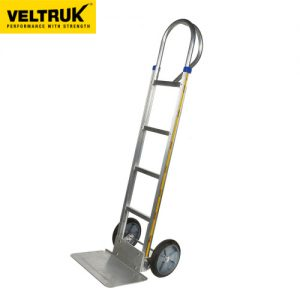 Veltruk P-Handle Sack Truck with Cushion Tyres