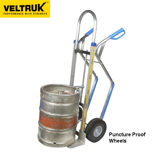 Veltruk 'Mercha' Truck with Step Gliders & Keg Hook