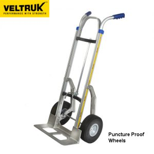 Veltruk 'Mercha' Truck with Step Sliders, Keg Hook