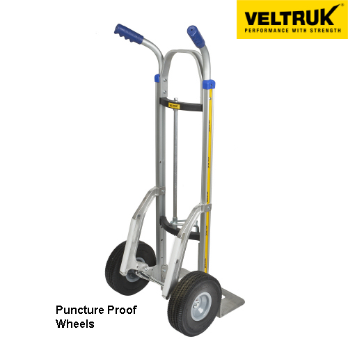 Veltruk 'Mercha' Truck with Step Sliders, Keg Hook