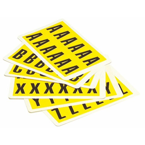 Self-Adhesive Letter & Number Labels-3506