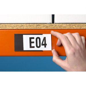 500mm Long Magnetic Label Holders-0