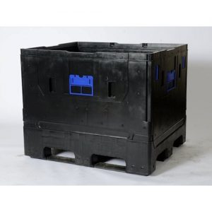 Collapsible Plastic Box Pallets-0