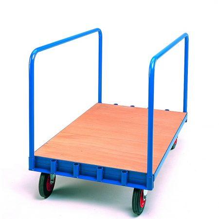 Heavy Duty Board Trolley with Adjustable Frame-0