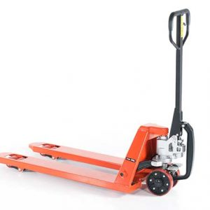 Self-Assist Pallet Truck