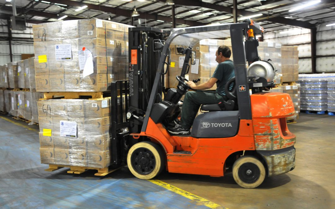 Make sure your warehousing operation can meet the demand of the COVID warehousing boom