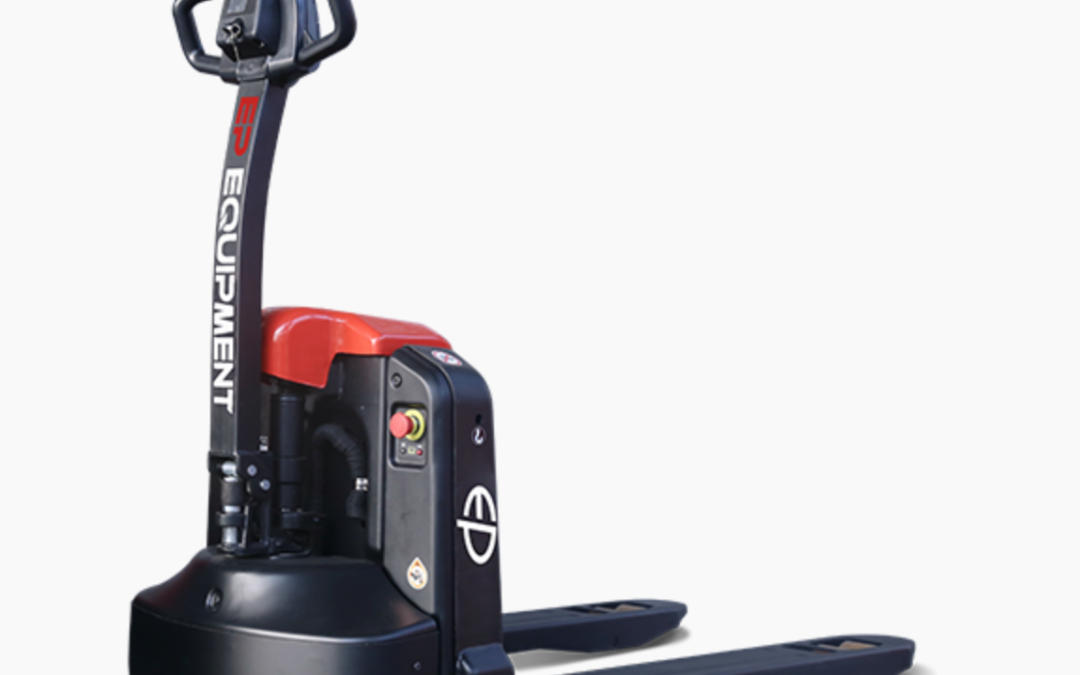 The many benefits of the EPL-154 electric pallet truck