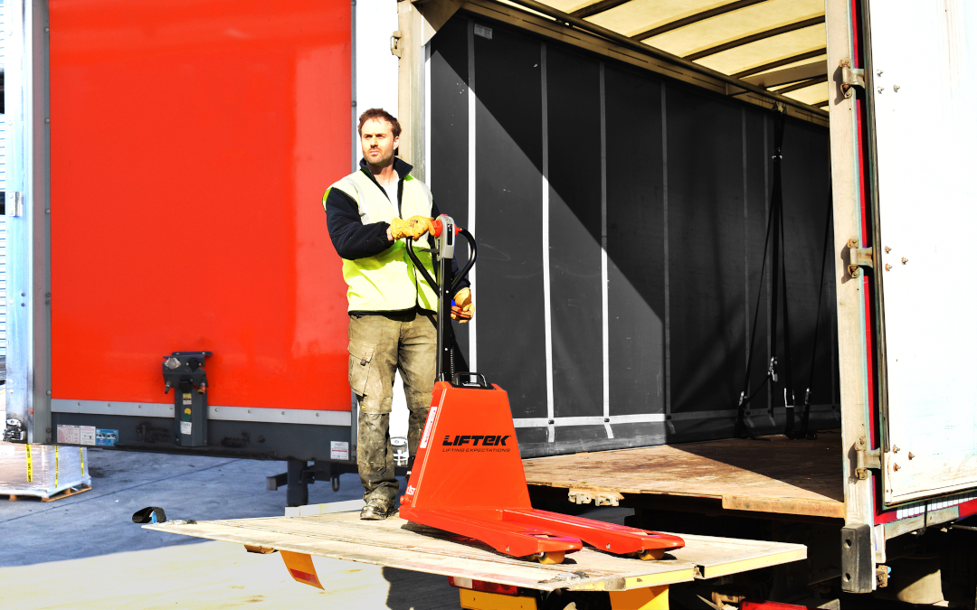 RHA Tail Lift and Pallet Truck Guidance
